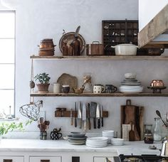 Perfect loft kitchen