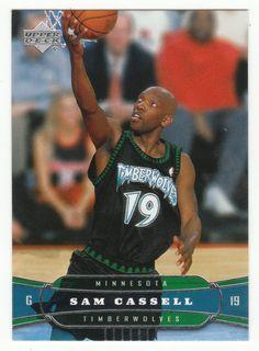 Sam Cassell # 111 - 2004-05 Upper Deck Basketball