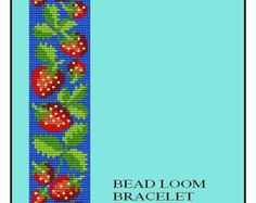 For sale is the Bead Loom Folk Rooster Folk Art Bird Wide Cuff Bracelet Pattern in PDF format. For this design I used Miyuki Delica seed beads