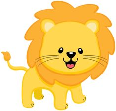 Baby Lion Png The Effective Pictures We Offer You About funny Baby Shower Themes A quality picture c Cartoon Jungle Animals, Cartoon Lion, Safari Animals, Safari Party, Safari Theme, Mode Safari, Lion Clipart, Jungle Theme Birthday, Baby Kind