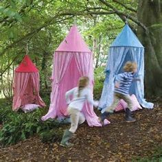 Forts tents and special places for children - - Yahoo Image Search Results
