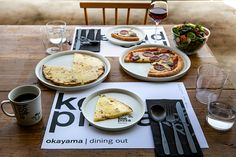 koé pizza – artless Inc. | news & archives Coffee Recipes, Pizza, Dining, Food, Meals, Restaurant