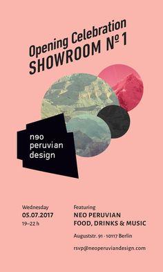 NEO PERUVIAN DESIGN POP-UP SHOWROOM No. 1 | ARTCONNECT