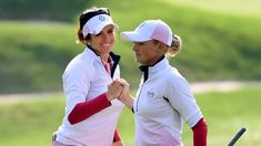 Stacy Lewis and Gerina Piller, aka Team Baby Mommas, to pair at LPGA team event | Golf Channel