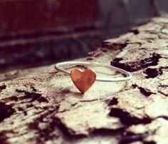 Hearts Stacking Ring