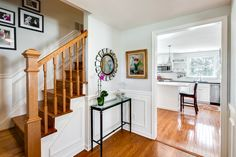 So welcoming! This Cherry Hill NJ home has lots of style!