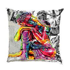 Cushion Cover Buddha Fairy