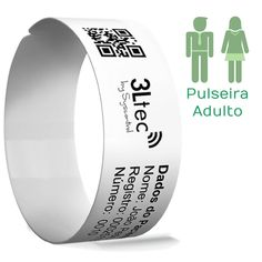 Compre Pulseiras de Identificação Hospitalar ou para eventos para Impressora de pulseiras na 3Ltec Automacao