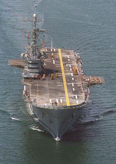 Iwo Jima class USS Tripoli (LPH-10)