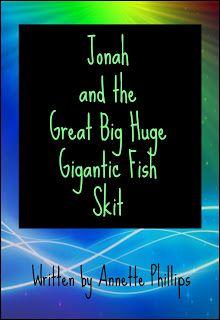 Kids bible worksheets free printable jonah and the big for Big fish script