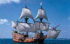 Mayflower II returns to Plymouth Harbor Wednesday
