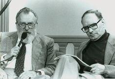 Sergio Leone and Ennio Morricone