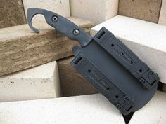 OKT Tactical Knife, MOLLE-Loks from Blade-tech