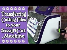 Brother Scan n Cut Tutorial: Transferring Cutting Files from the Internet to ScanNCut Machine Scan N Cut Projects, Vinyl Projects, Sewing Projects, Brother Scan And Cut, Svg Files For Scan And Cut, Brother Scanncut2, Brother Dream Machine, Die Cut Machines, Cut Canvas
