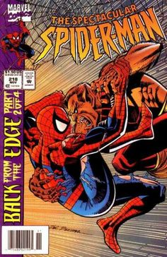 Peter Parker, The Spectacular Spider-Man # 218 by Sal Buscema ®. Best Comic Books, Marvel Comic Books, Comic Books Art, Comic Art, Book Art, Spiderman Spider, Amazing Spiderman, Flash Comic Book, Sal Buscema