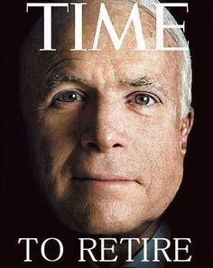 Absolutely...he no long represents the citizens of Arizona. He crossed the aisle and joined the dark side.