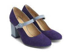 $250; Fluevog Colour Joanne