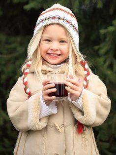 Backen mit Kindern - Weihnachtliche Rezepte: Rezeptideen für Kinder: schneller Kinderpunsch