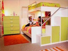 bunk beds room designs