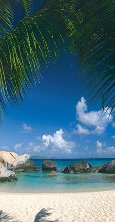 Virgin Gorda, British Virgin Islandsnature and water