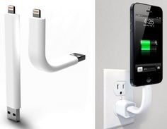cool iPhone 5 charger