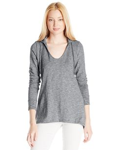 Roxy Juniors Pismo Long Sleeve Poncho Hoodie *** Read more reviews of the product by visiting the link on the image.