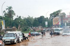 Floods in Kampala