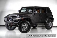 2011 Jeep Wrangler Unlimited by Starwood Custom