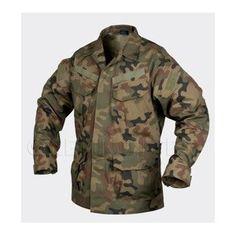 http://e-military.eu/23-uniform-and-combat-shirts-?p=2  Helikon SFU Shirt Rip-Stop PL Woodland / wz. 93