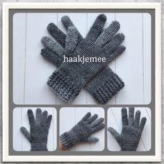 Haakpatroon Handschoenen, lees meer over het patroon op haakinformatie