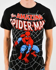 dd314709 26 Best SpiderMan T Shirts images in 2012 | Amazing spiderman ...