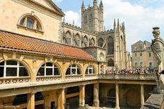 Bath England - Our favorite photos for 2014 www.europescalling.com