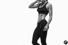 Mesomorph workout plan: Athletic, mesomorph women either have a pear, apple or hourglass body shape. Celebrities with this body type are Jessica Biel, Halle Berry, and Eva Mendes. It doesn't take much for a mesomorph woman to have a drastic body makeover. With the right exercises at the right intensity, you can get a defined body with womanly curves.