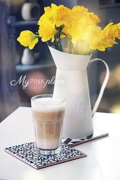 Rozkosznie! Domowe latte.