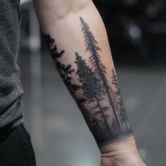 25 Coolest Sleeve Tattoos for Men in 2020 - The Trend Spotter Family Sleeve Tattoo, Tree Sleeve Tattoo, Tree Tattoo Men, Half Sleeve Tattoos For Guys, Tree Tattoo Designs, Tribal Sleeve Tattoos, Japanese Sleeve Tattoos, Best Sleeve Tattoos, Tattoos For Women