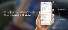 How to Know When Your App Needs a Major Update - Konstantinfo Tech Blogs, How To Know, App, Apps