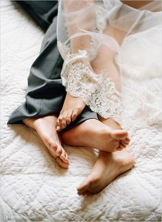 Bride and Groom feet love cute photography wedding couples feet