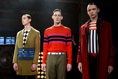 Jonathan Saunders, Gq, London, Image, Collection, Style, Fashion, Fall Winter 2014, Colors