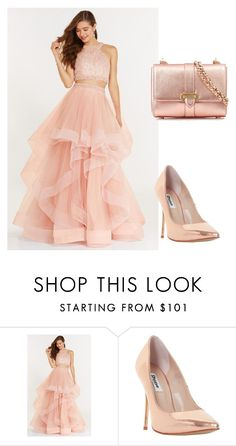 """Bez naslova #22"" by almiradedic-775 ❤ liked on Polyvore featuring Alyce Paris, Dune and Aspinal of London"