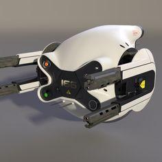 sci fi cloaking device drone - Google Search