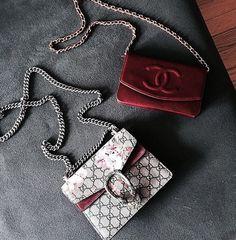 Gucci x Chanel