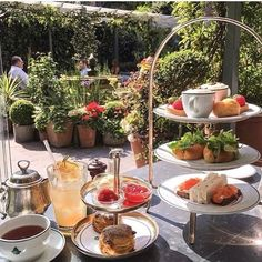 The Ivy Chelsea Garden is a British Brasserie & Grill restaurant in London. Offering al fresco dining and an all-day menu.