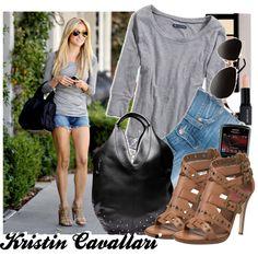 """Kristin Cavallari Look"" by ania100392 on Polyvore"
