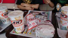 沖縄ラストご飯はエンダー! うまーい♪