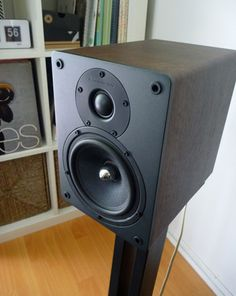 Cambridge Audio s30 bookshelf speakers
