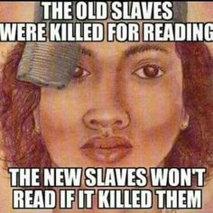 Let's encourage our youth to read