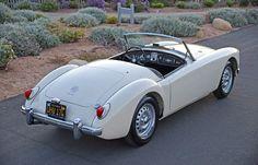 MG MGA 1959 Twin Cam rear   eBay