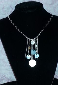 I just listed Turquoise & Silver Necklace  on The CraftStar @TheCraftStar #uniquegifts