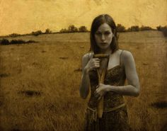 Painting by Brad Kunkle