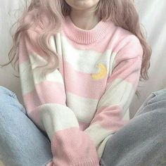 Pastel Outfit, Pink Outfits, Cute Casual Outfits, Pretty Outfits, Vintage Outfits, Harajuku Fashion, Kawaii Fashion, Cute Fashion, Lolita Fashion
